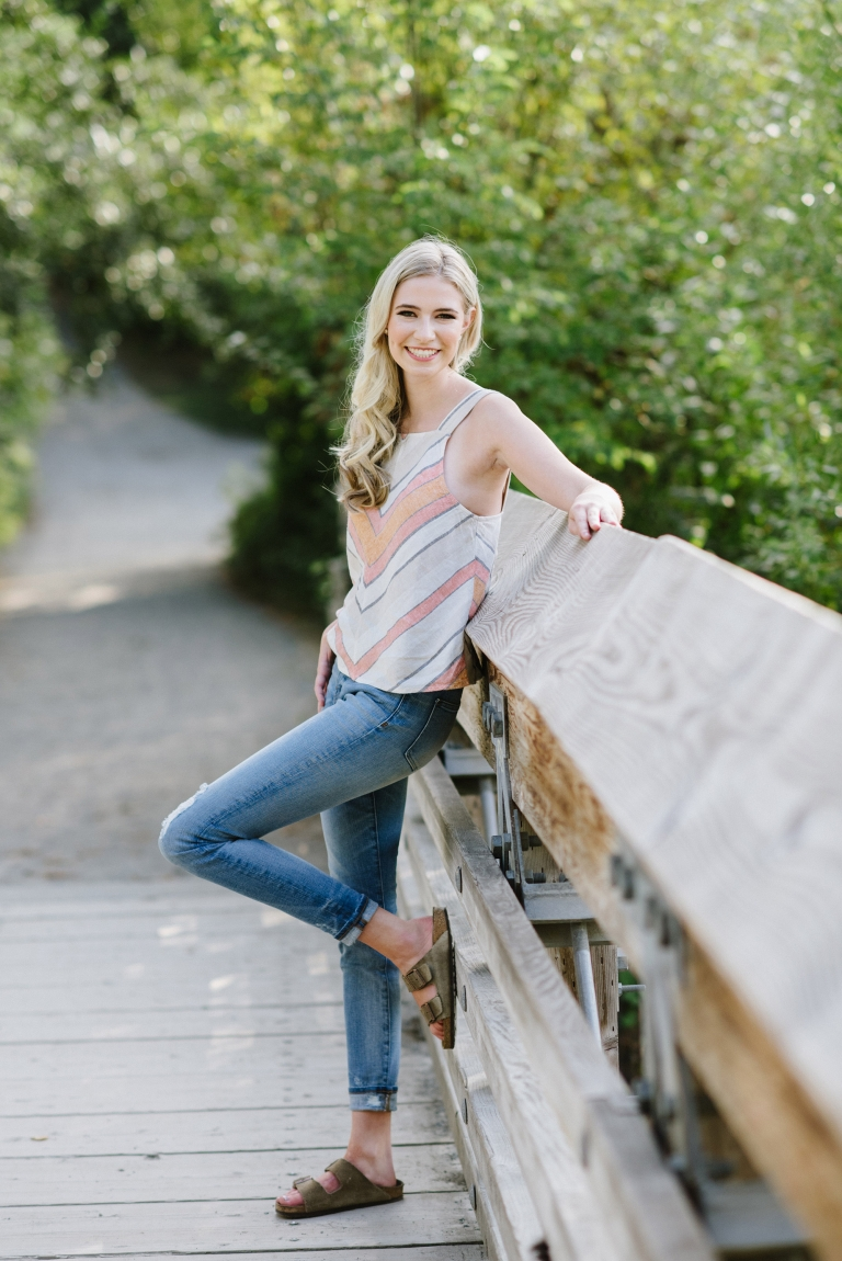 2018 Tacoma Colors >> Washington Arboretum Senior Portraits- Olivia Harris ...