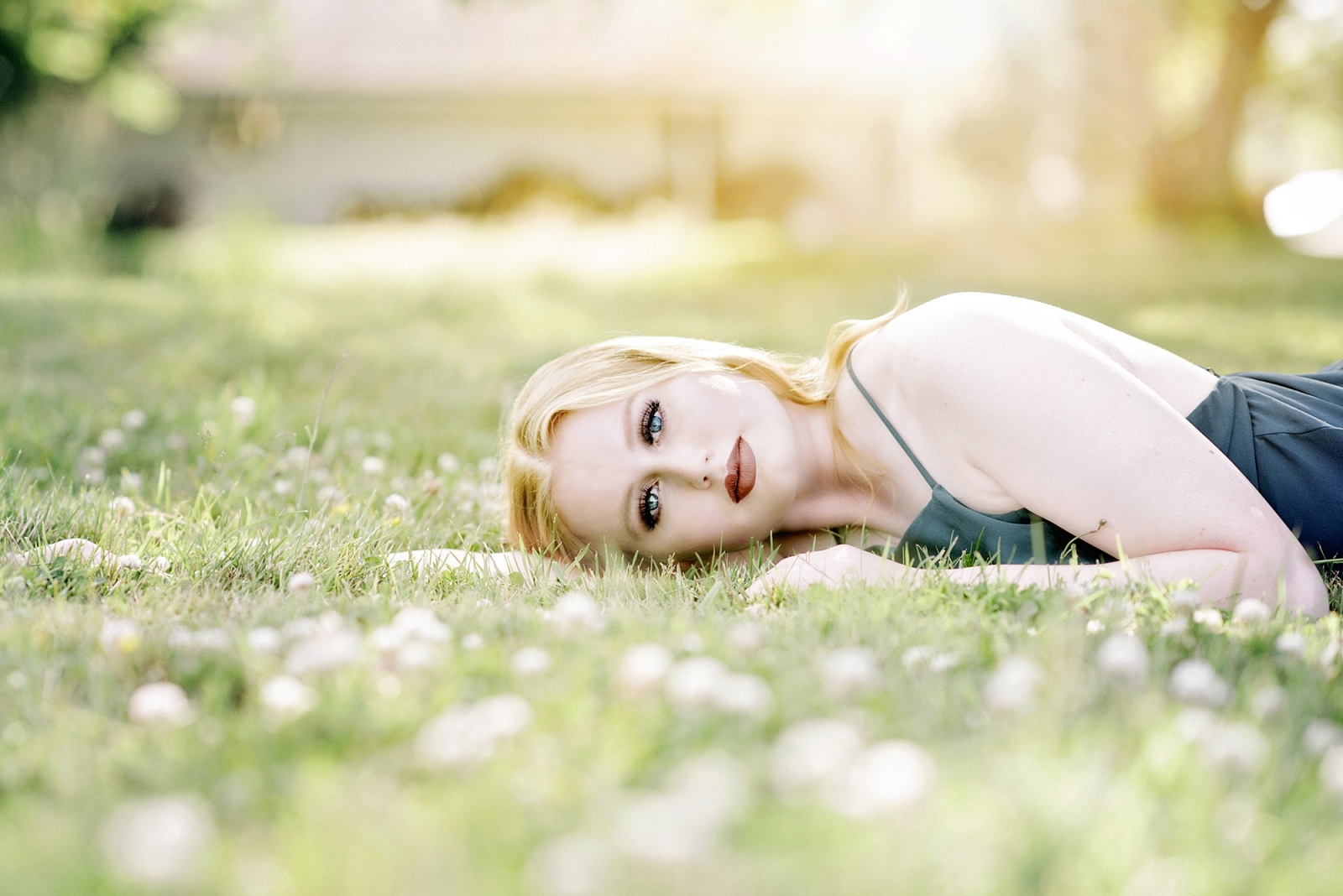 Fairytale Senior Photos
