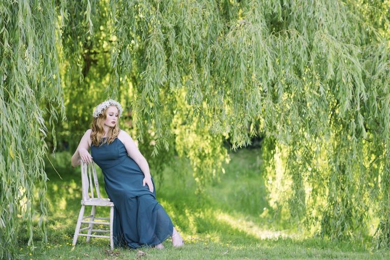 Fairytale Senior Photos
