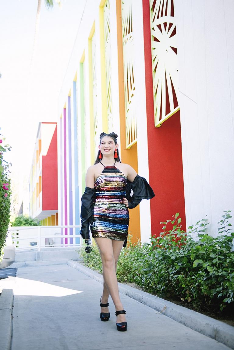 Senior Photos Saguaro Hotel