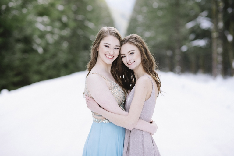 Ballet Snow Pictures