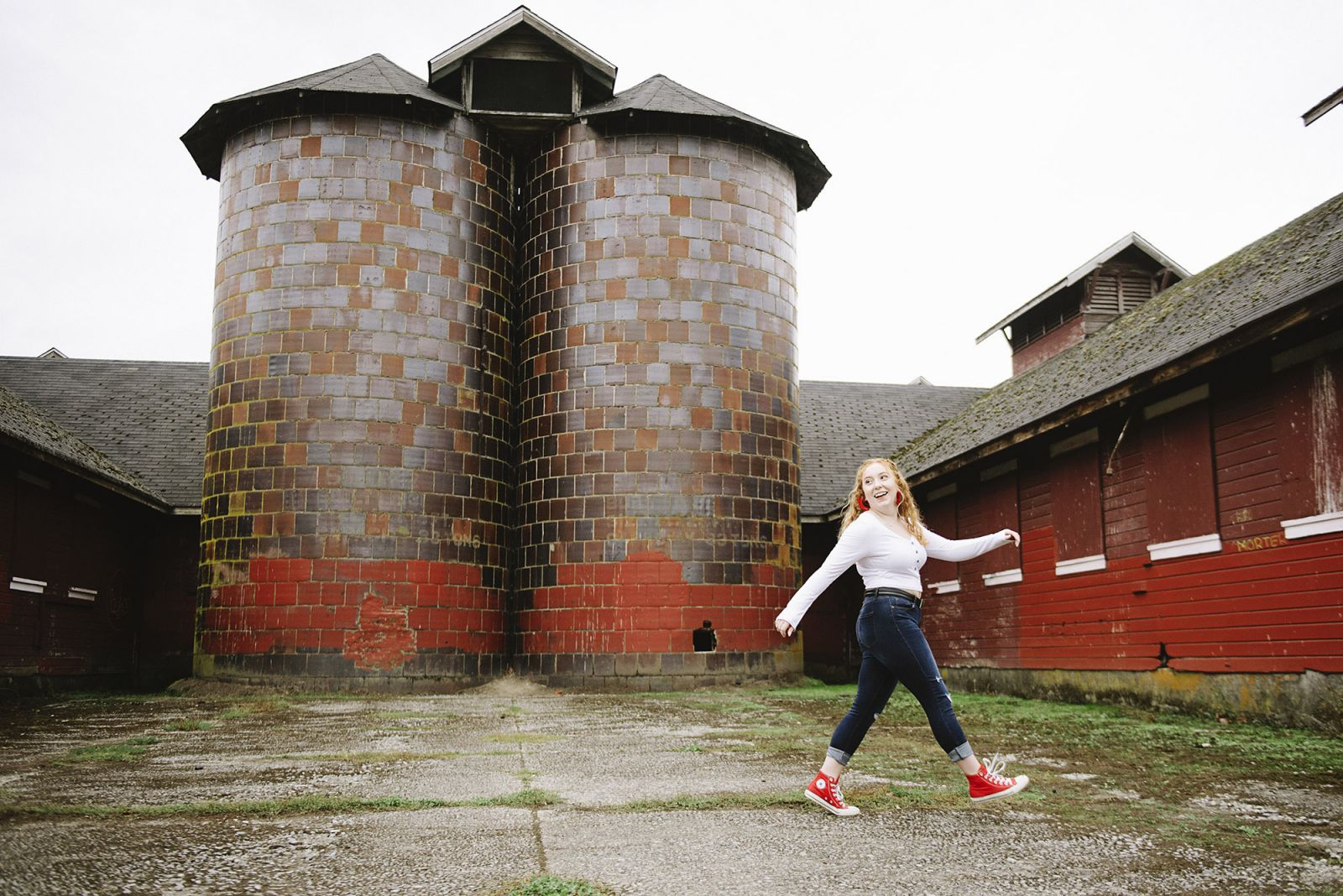 Fort Steilacoom Senior Pictures